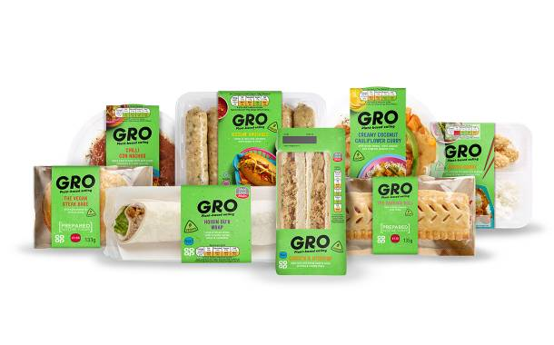 Co-operative launches own vegan range called Gro