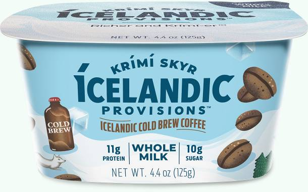 Icelandic Provisions unveils four new skyr flavour innovations