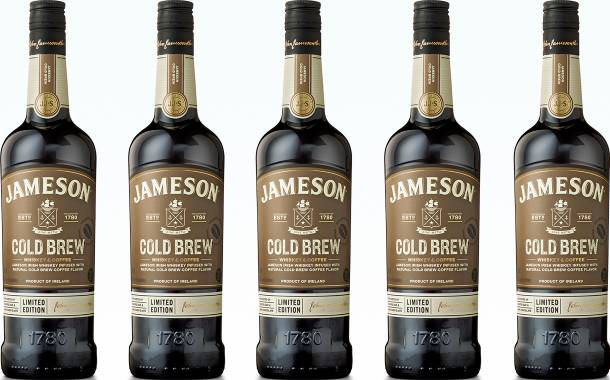 Pernod Ricard debuts limited-edition Jameson Cold Brew