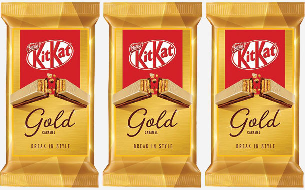 Nestlé to release caramel-flavoured KitKat Gold in the UK