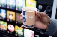 Lavazza develops fully-recyclable paper cup for vending