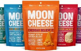 NutraDried Food Company relaunches Moon Cheese range
