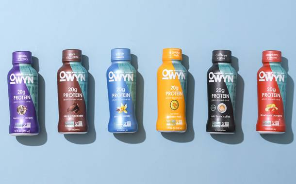 US plant-based protein brand OWYN secures fresh investment