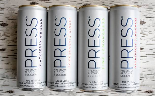 Constellation Brands buys stake in Press Premium Alcohol Seltzer