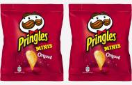 Kellogg launches Pringles Minis format exclusively for vending