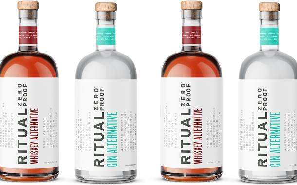 Diageo invests in alcohol-free spirits brand Ritual Zero Proof