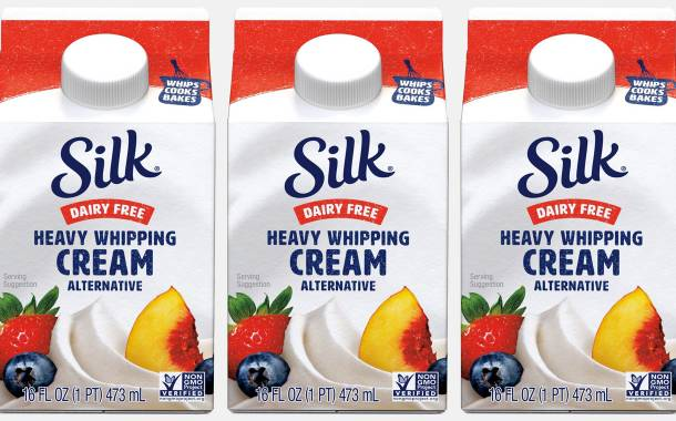 Silk launches dairy-free whipped cream alternative in the US