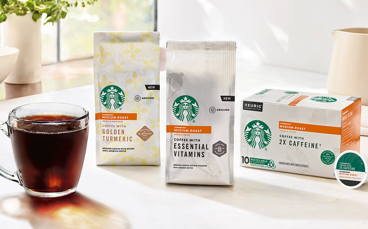 Starbucks deal and plant-based launches give Nestlé sales boost
