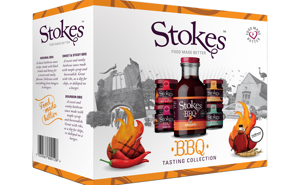 UK-based Stokes Sauces moves into gifting with 11 new products