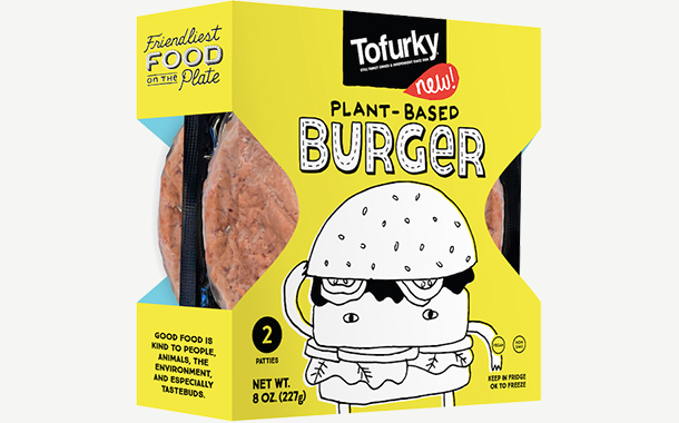 Tofurky launches plant-based beef-style burger in Target stores