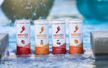 Barefoot launches hard seltzer range made with real wine