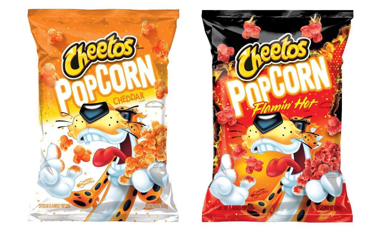PepsiCo introduces new snacking combo with Cheetos Popcorn