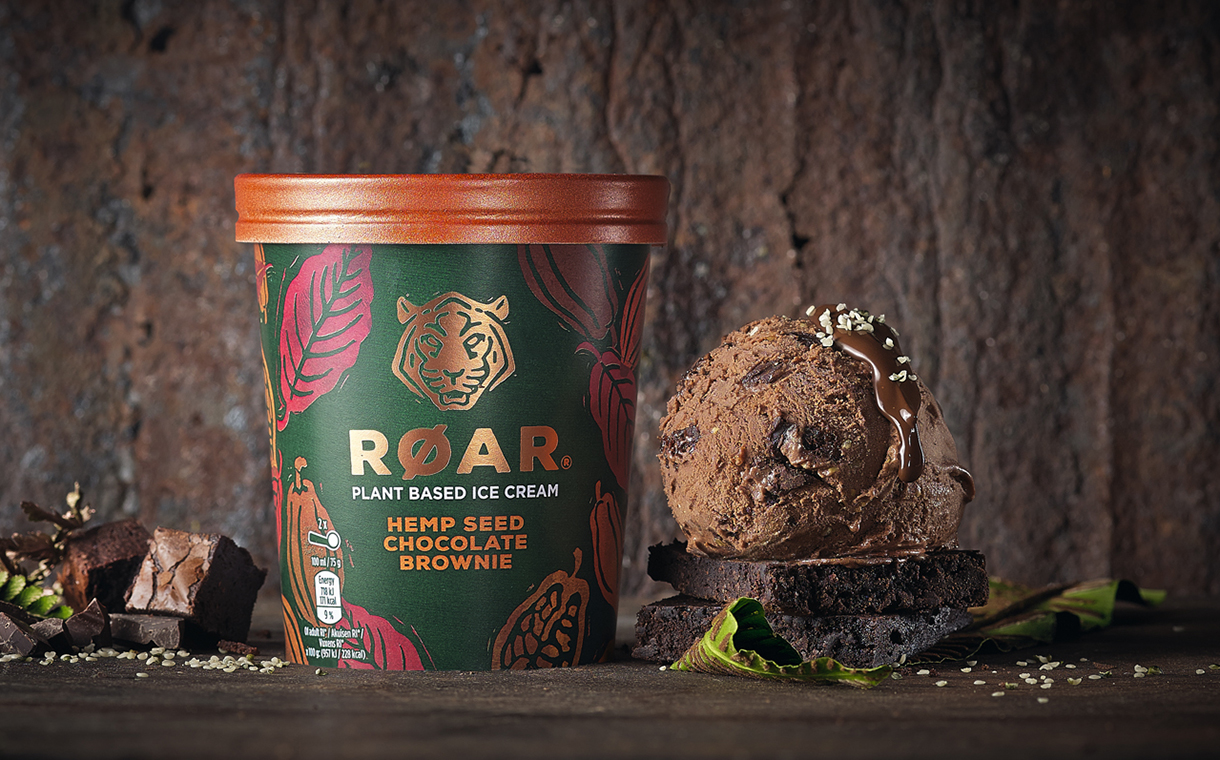 Froneri launches plant-based ice cream brand Roar