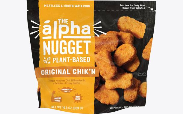 Alpha Foods' plant-based nuggets launch in KFC stores in Hong Kong