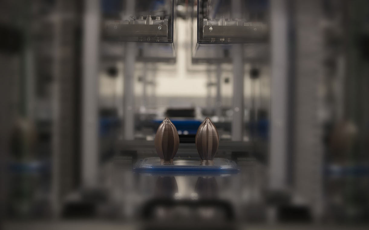 Barry Callebaut launches 3D printing service for chocolate