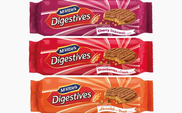 Pladis releases 'Best of British' McVitie's Chocolate Digestives range