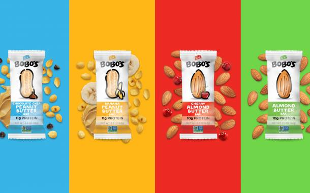 Bobo's releases range of nut-butter protein bars in the US