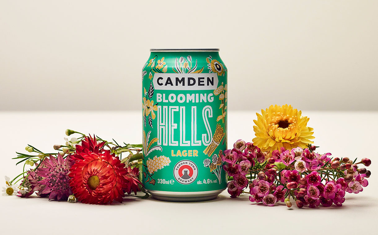 Camden Town Brewery launches new beer in support of bumblebees