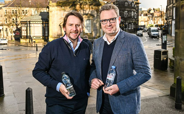 Danone to acquire a majority stake in Harrogate Water