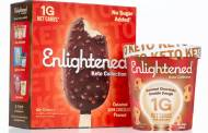 Enlightened unveils new keto-friendly ice cream flavours