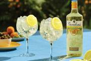 Diageo introduces Gordon's Sicilian Lemon Distilled Gin
