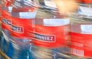 Nestlé's Henniez water bottles now contain 75% recycled plastic