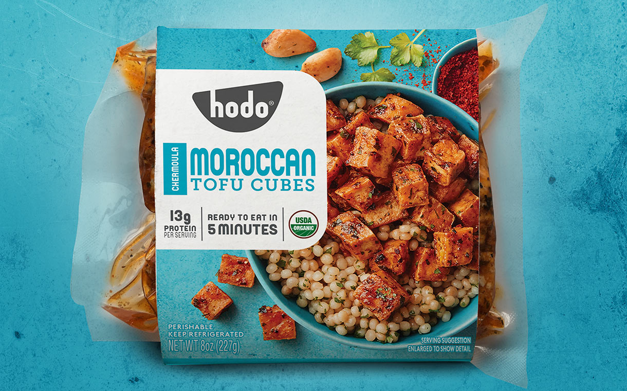 Plant-based food maker Hodo closes Series B funding round