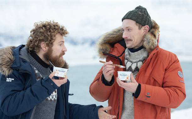 Icelandic Provisions promotes its skyr range with US ad campaign