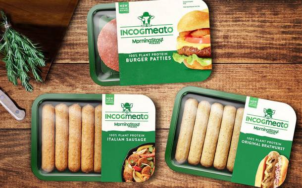 Kellogg to expand Incogmeato line with plant-based sausages