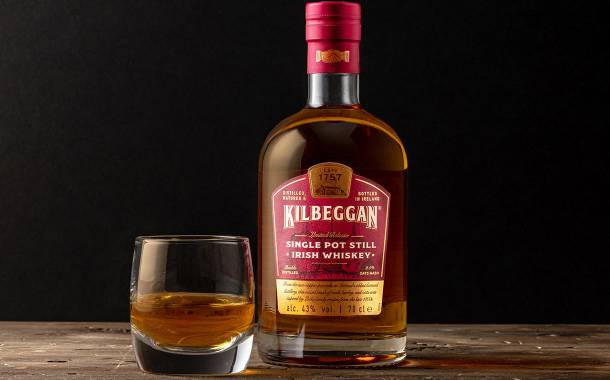Beam Suntory-owned Kilbeggan releases single pot still whiskey