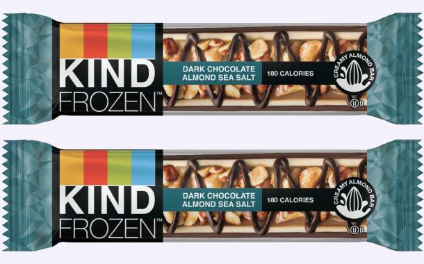 Kind releases frozen and refrigerated snack products
