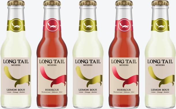 Long Tail introduces new dark spirit-focused mixer flavours