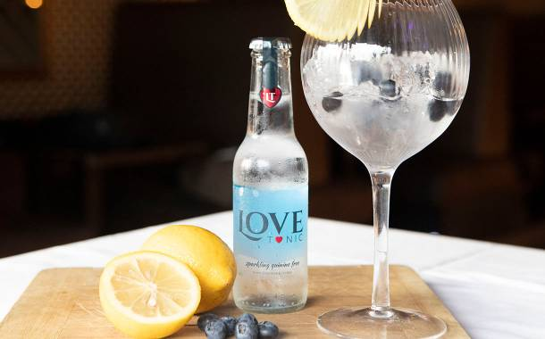 Quinine-free Love Tonic launched to enhance flavour of spirits