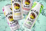 Pernod Ricard introduces Malibu Splash sparkling malt beverages
