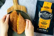 Miyoko's to launch plant-based cheddar and pepper jack cheeses