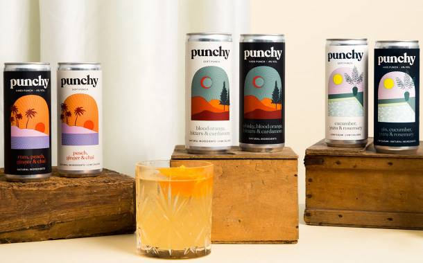 Punchy Drinks expands fruit punch range, updates packaging