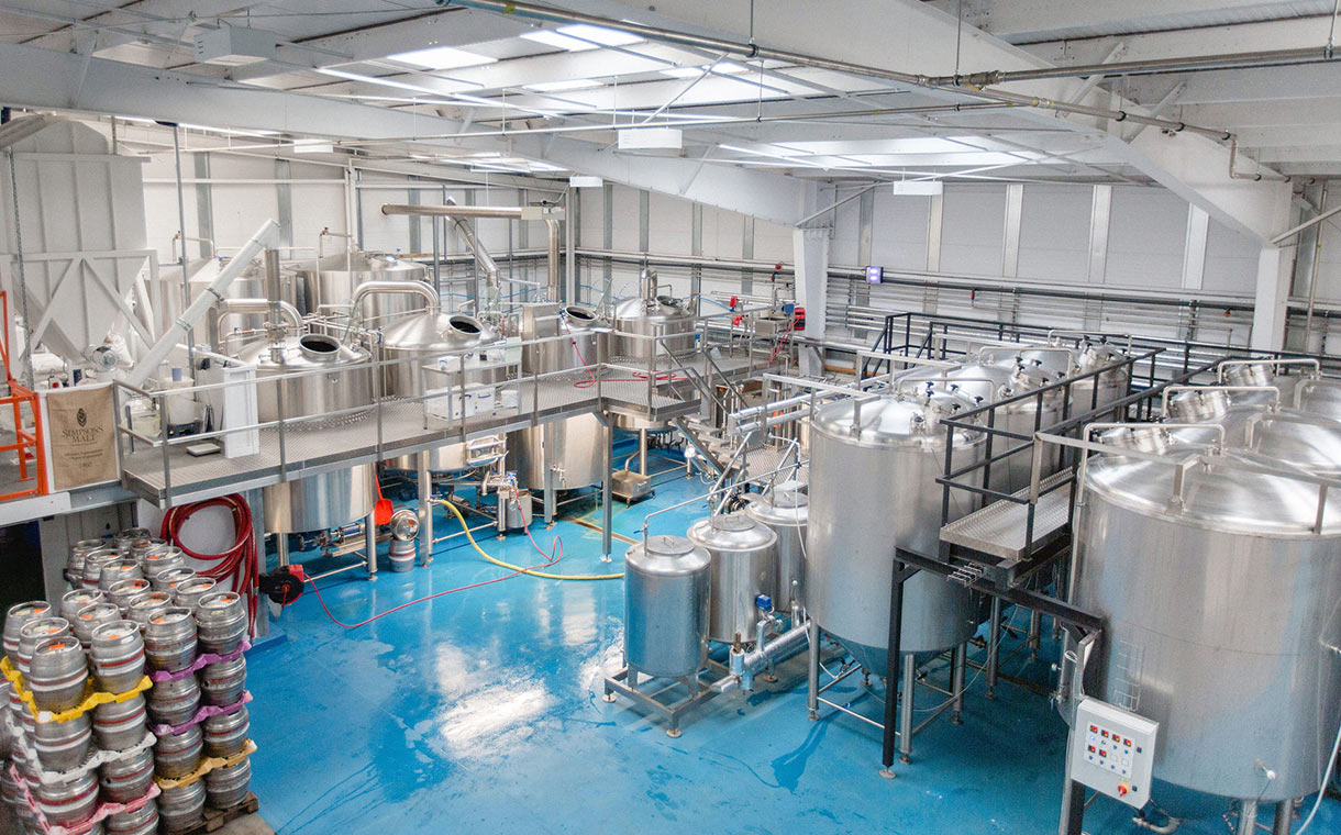 UK-based Rooster's Brewing Co to increase output at new facility