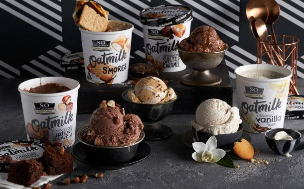 Danone debuts new So Delicious Dairy Free frozen desserts in US