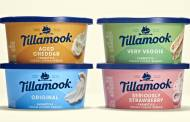 Tillamook introduces Farmstyle Cream Cheese Spreads range