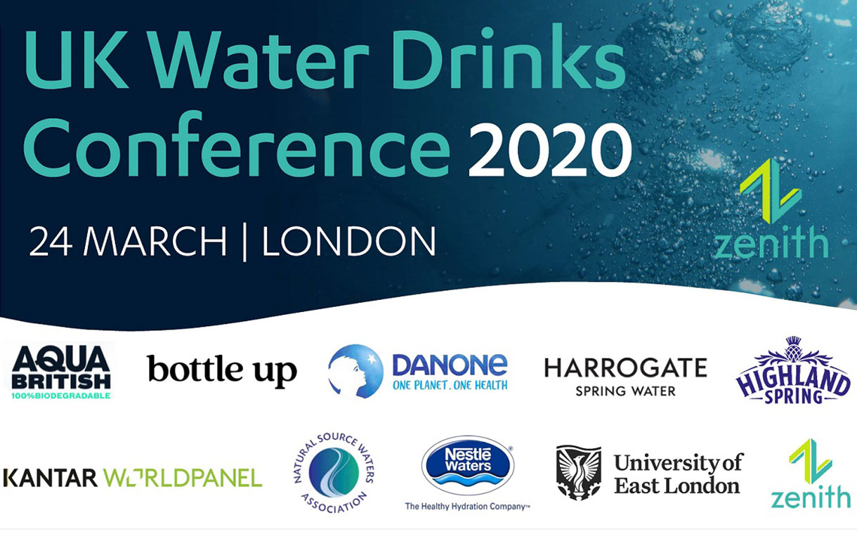 UK Water Drinks Conference: Britain becoming hydration nation