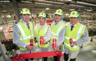 Coca-Cola HBC installs £9.3m canning line in Northern Ireland
