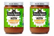 Once Again adds Sunflower Hemp Butter to sustainable line-up
