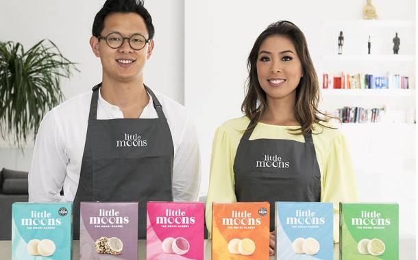 Little Moons inaugurates £3.5m mochi ice cream factory in UK