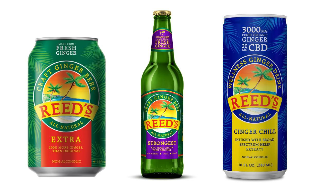 Ginger beer brand Reed's names Norman Snyder as CEO