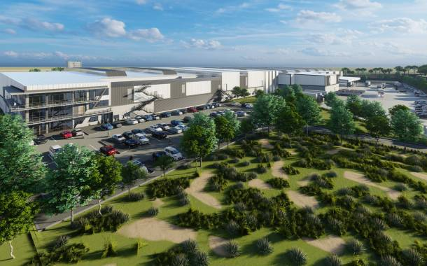 Alpla builds new manufacturing plant in Lanseria, South Africa