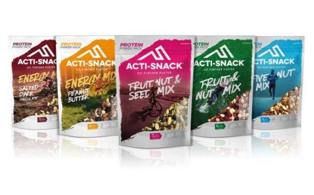 Acti-Snack unveils seven new nut and trail mixes