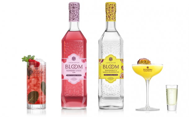 Bloom Gin unveils two new Fruit and Floral Fusions