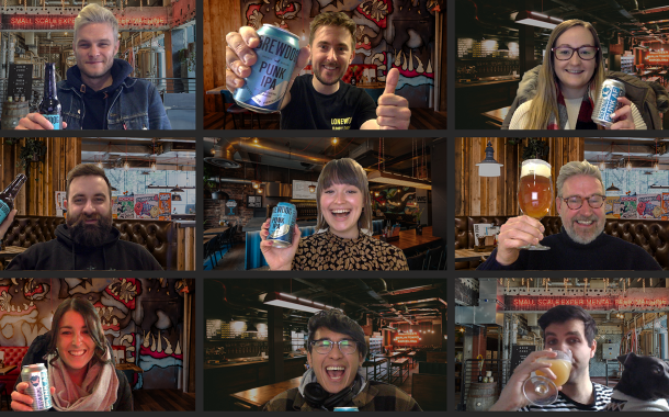 BrewDog to open 102 virtual bars creating online community