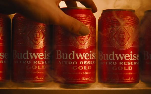 Budweiser unveils nitro-infused golden lager in US