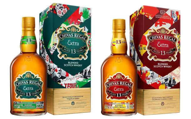 Chivas launches new whisky collection in four blends